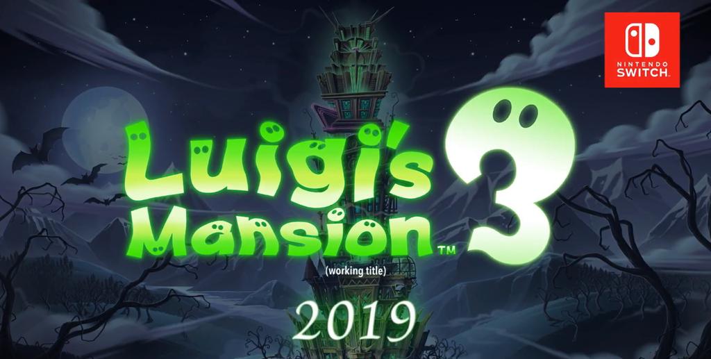 Captura Luigi's Mansion 3