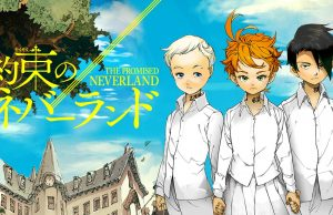 The Promised Neverland termina imagen destacada