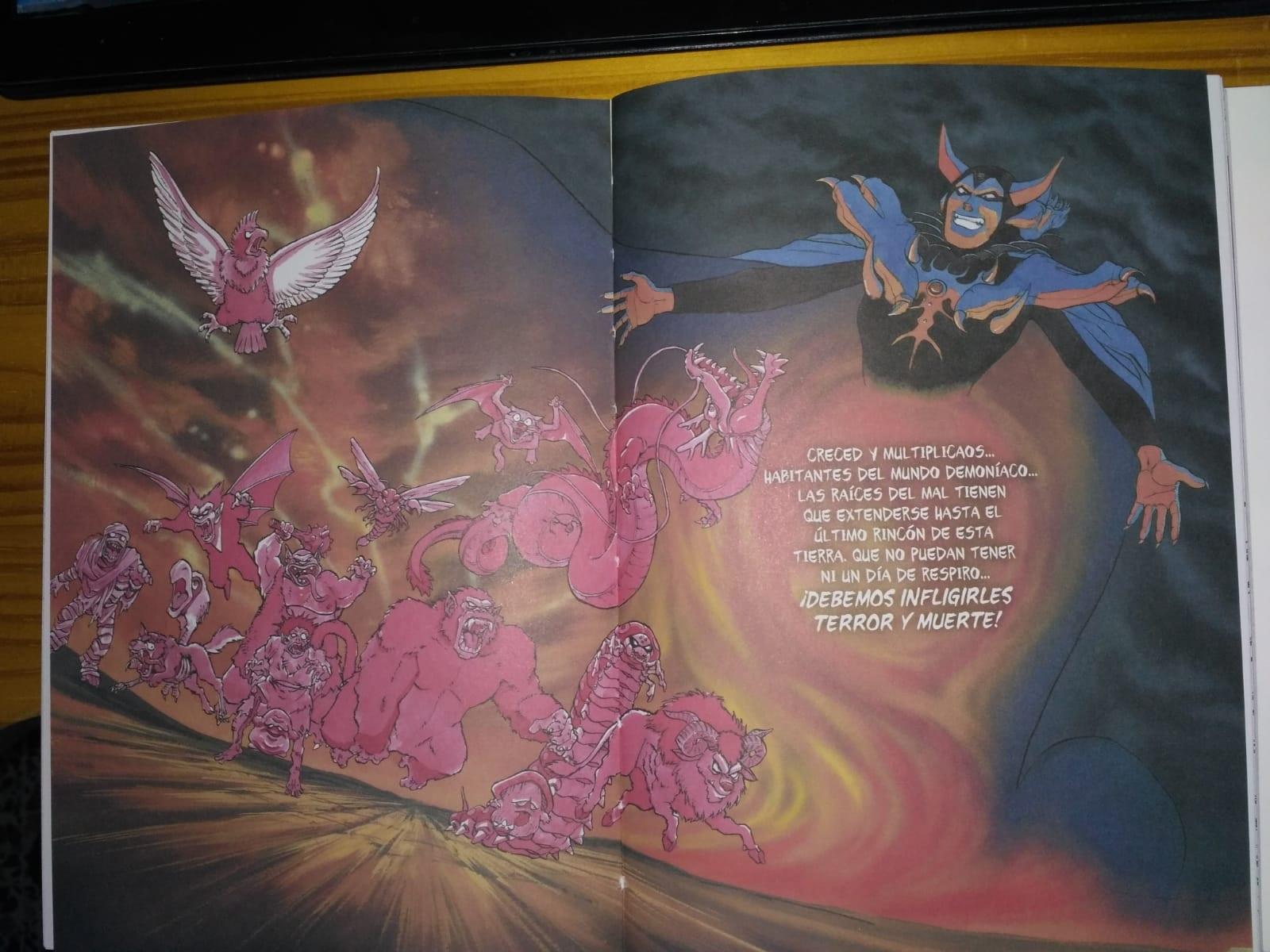 Reseña de Dragon Quest: Emblem of Roto #1