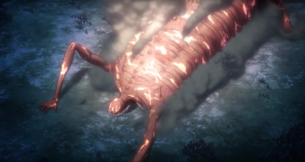 Titan Ataque a los titanes