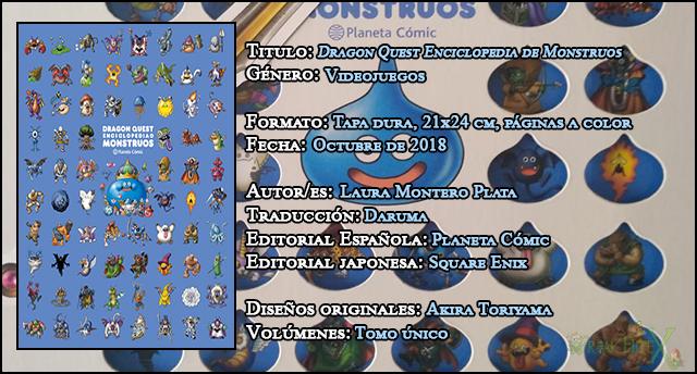 Review: 'Dragon Quest Enciclopedia de Monstruos'