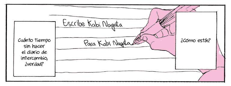Review manga Diario de intercambio conmigo misma 1 kabi nagata escribe