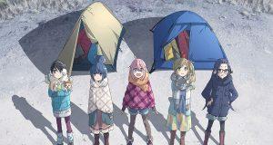 Laid-Back Camp 2 imagen destacada