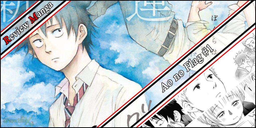Review manga Ao no Flag #1 imagen destacada