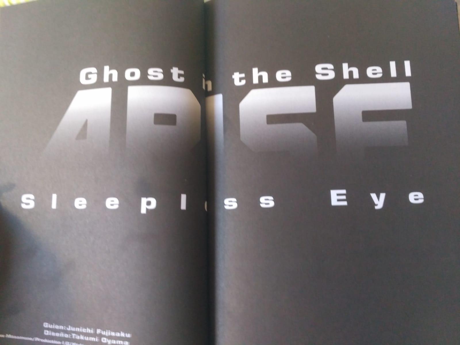 Ghost in the Shell: Arise #7 edición completa