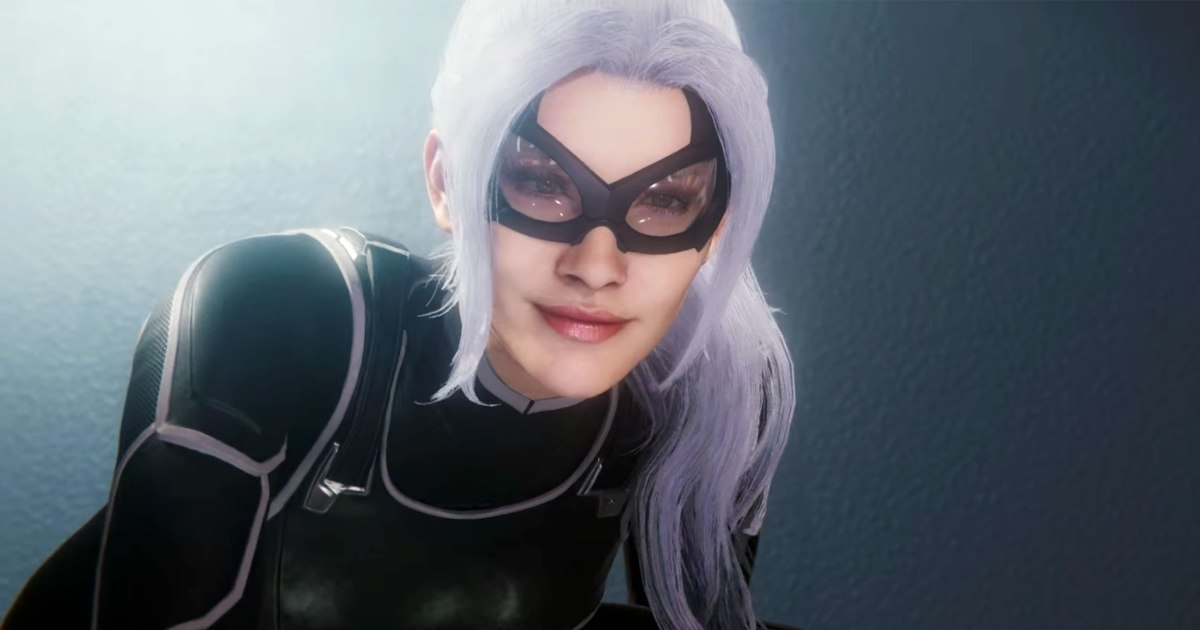 Black Cat en Marvel's Spider-Man