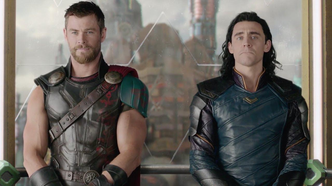 Thor: Ragnarok Tom Hiddleston