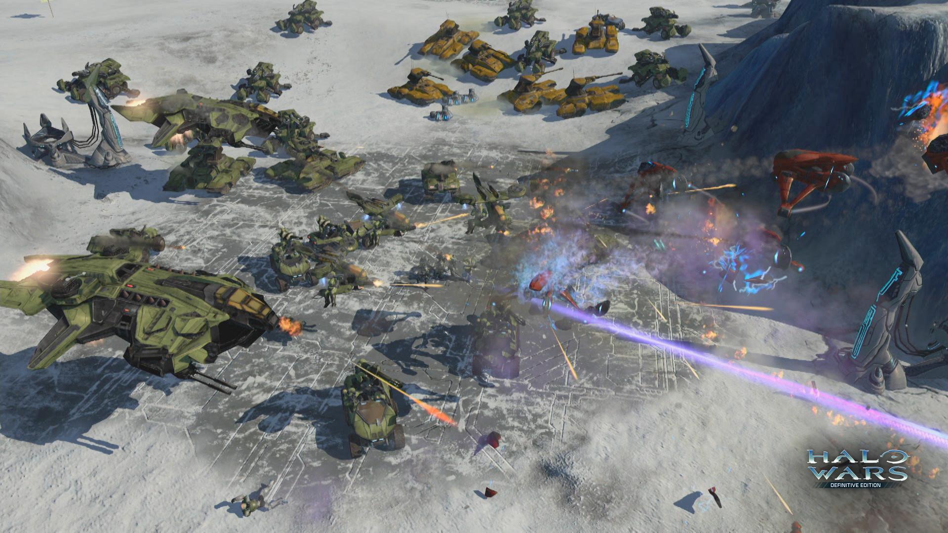 Captura Halo Wars: Definitive Edition