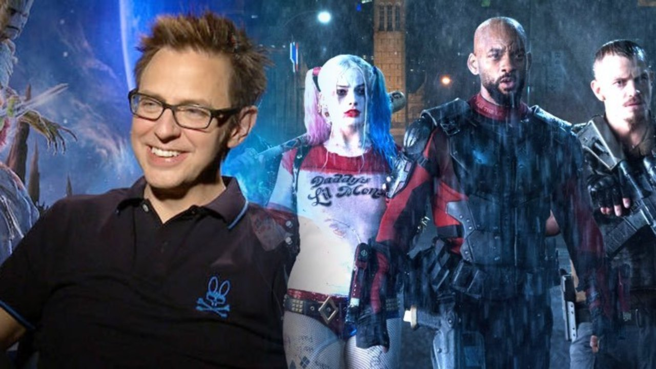 James Gunn como posible director y guionista de Escuadrón Suicida 2 // Comic Book
