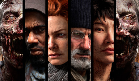 Protagonistas Overkill's The Walking Dead