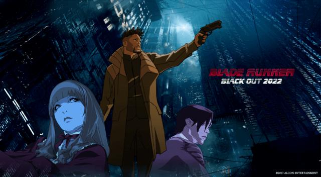 Blade Runner Black Lotus imagen destacada
