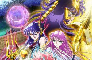 Saintia Shō Crunchyroll imagen destacada