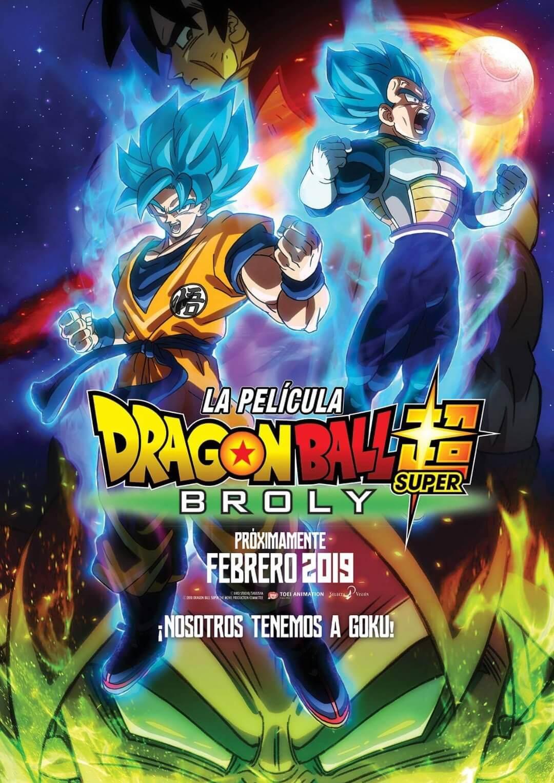 adelanta estreno Dragon Ball