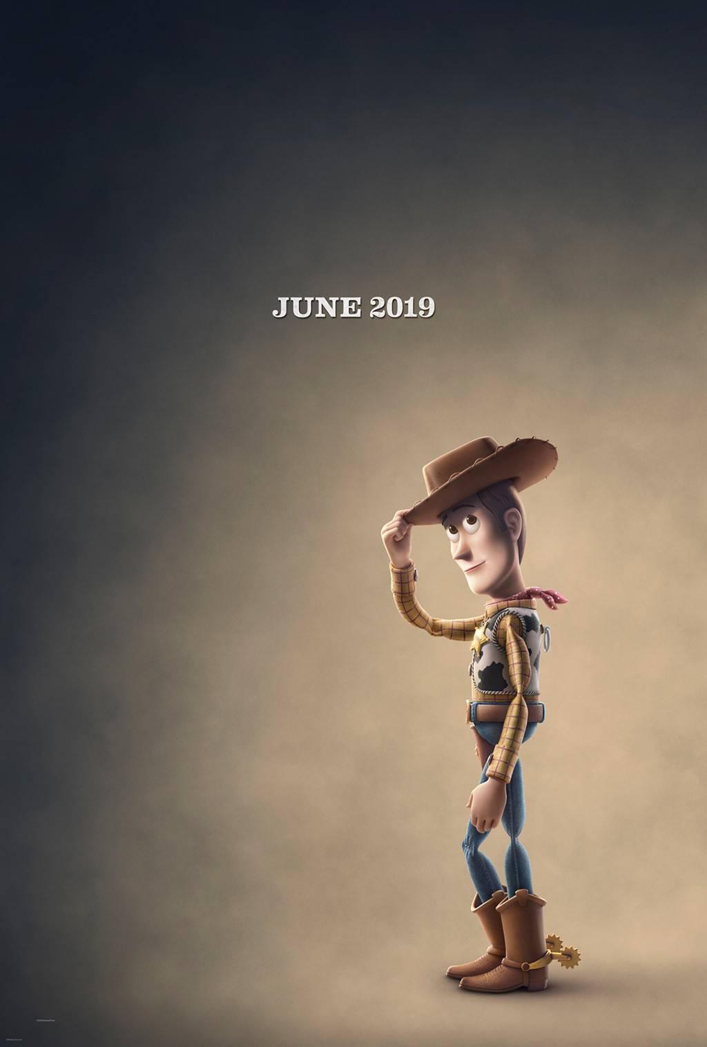 Primer póster promocional de Toy Story 4 // Revista Empire