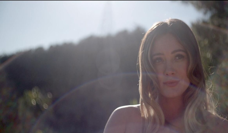 Primera imagen de Hilary Duff en The Haunting of Sharon Tate // Series y Cine