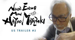 Never-Ending Man: Hayao Miyazaki imagen destacada