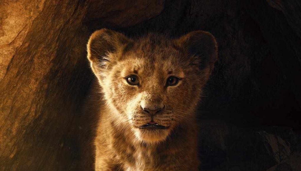 Primer póster de la película El Rey León // Disney