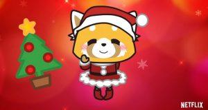 Aggretsuko especial navidad imagen destacada
