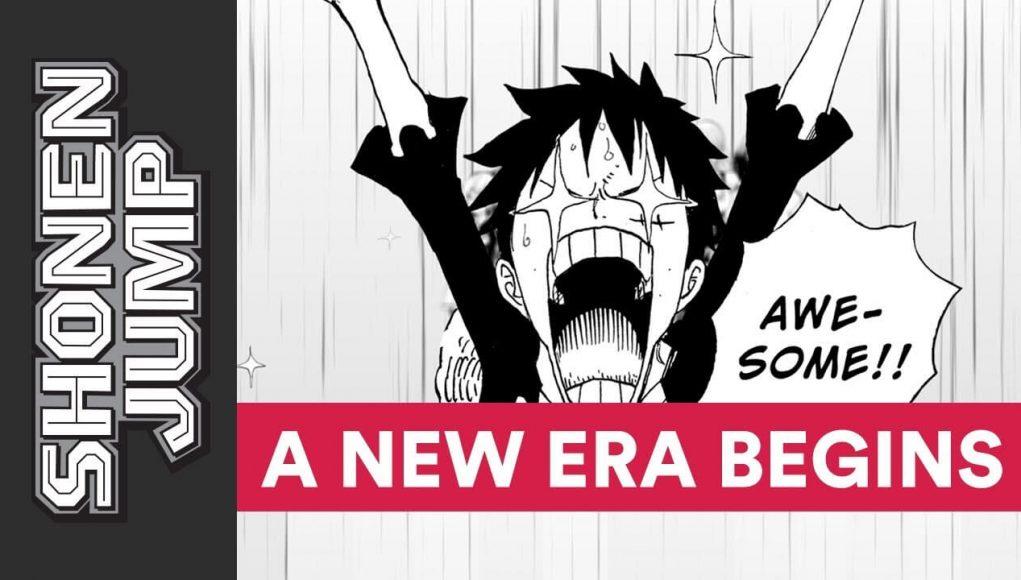 Shōnen Jump nueva edición imagen destacada