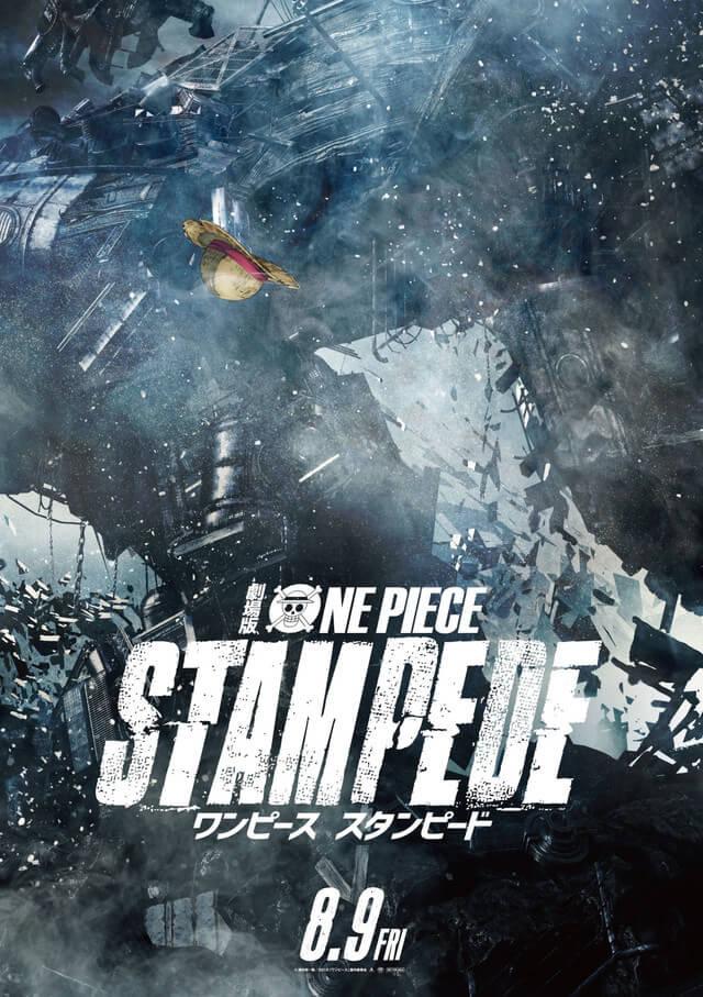 One Piece Stampede imagen