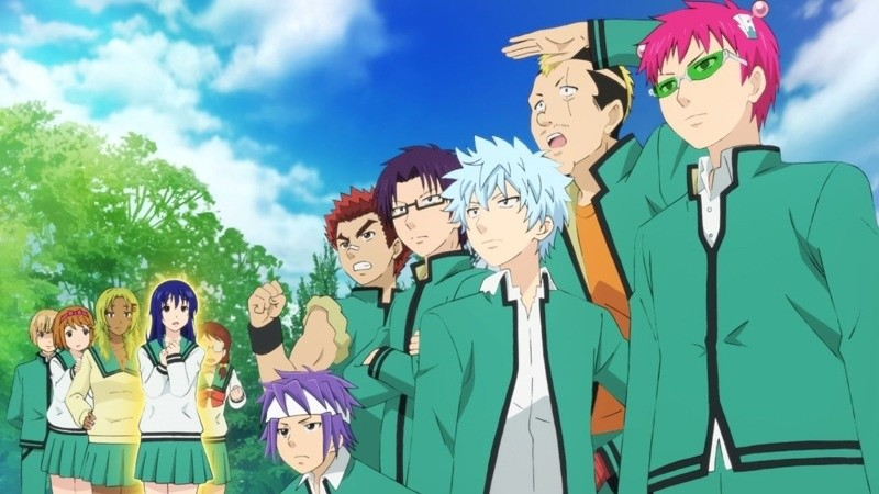 The Disastrous Life of Saiki fecha estreno