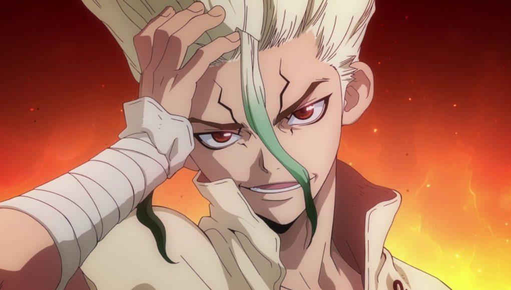 anime Dr. Stone vídeo imagen destacada