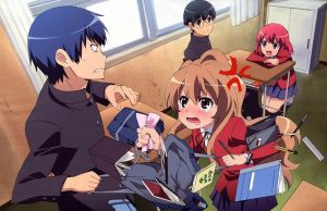toradora anime netflix imagen destacada