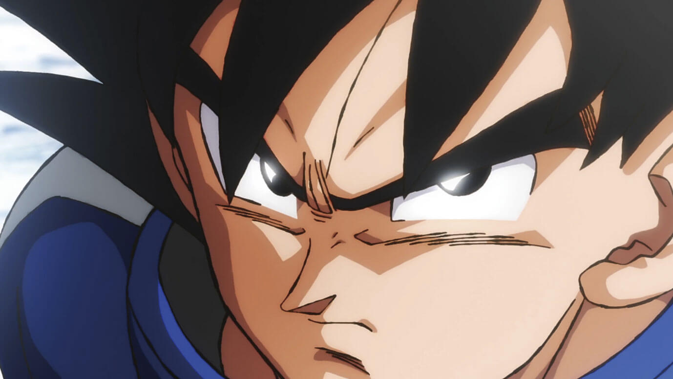 Dragon Ball Super Broly reseña anime goku