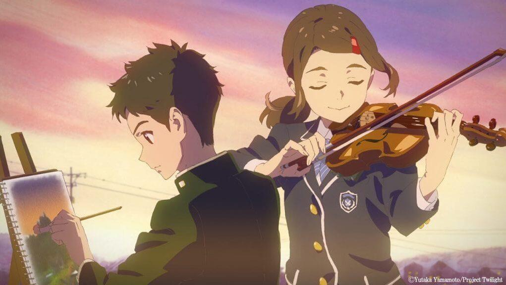 Hakubo anime imagen destacada