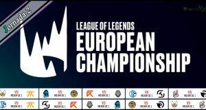 Resumen jornada 2 LEC ('League of Legends')