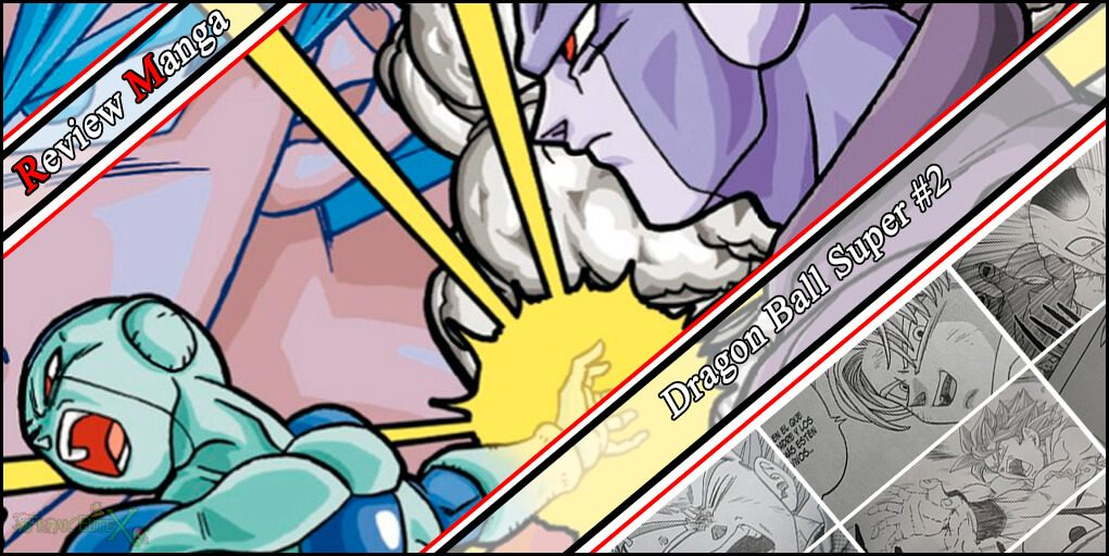 Portada Dragon Ball Super #2