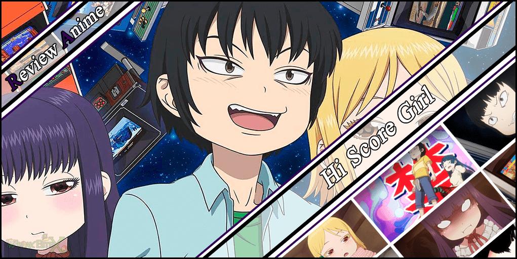 hi score girl análisis anime imagen destacada