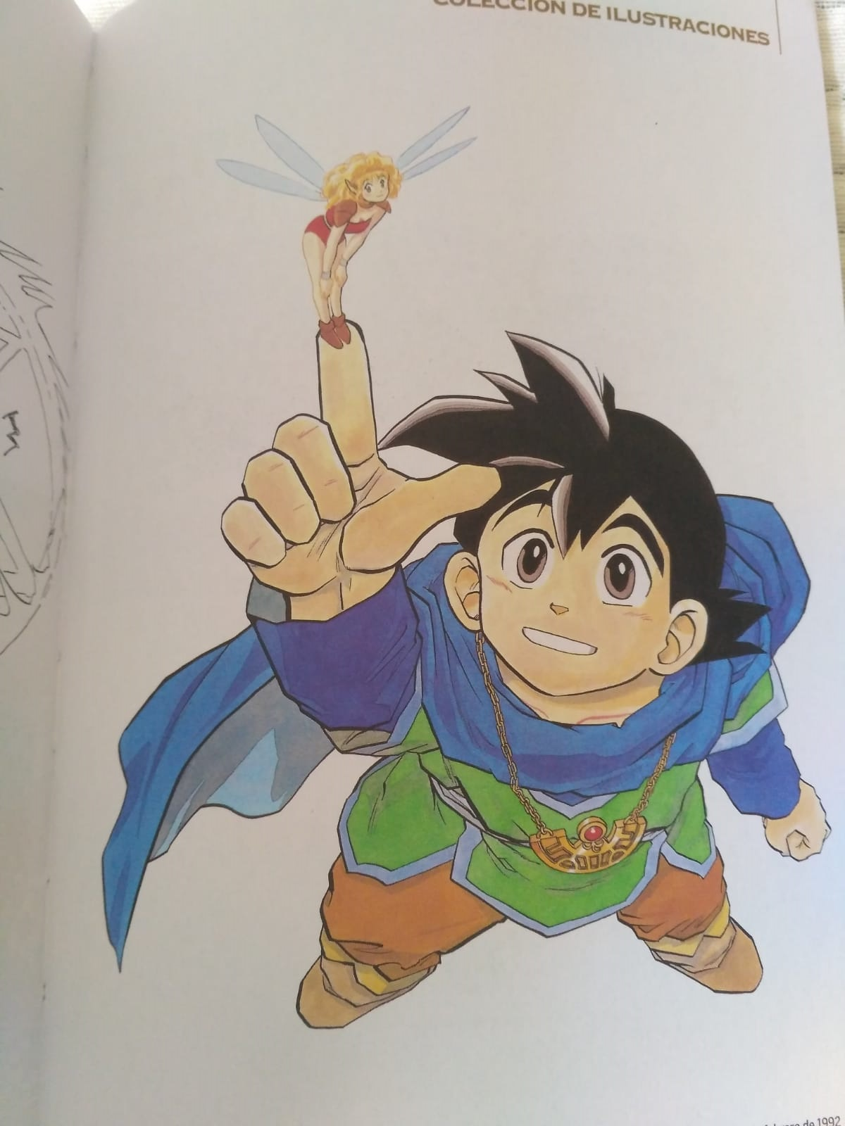 Review manga Dragon Quest Emblem of Roto 2