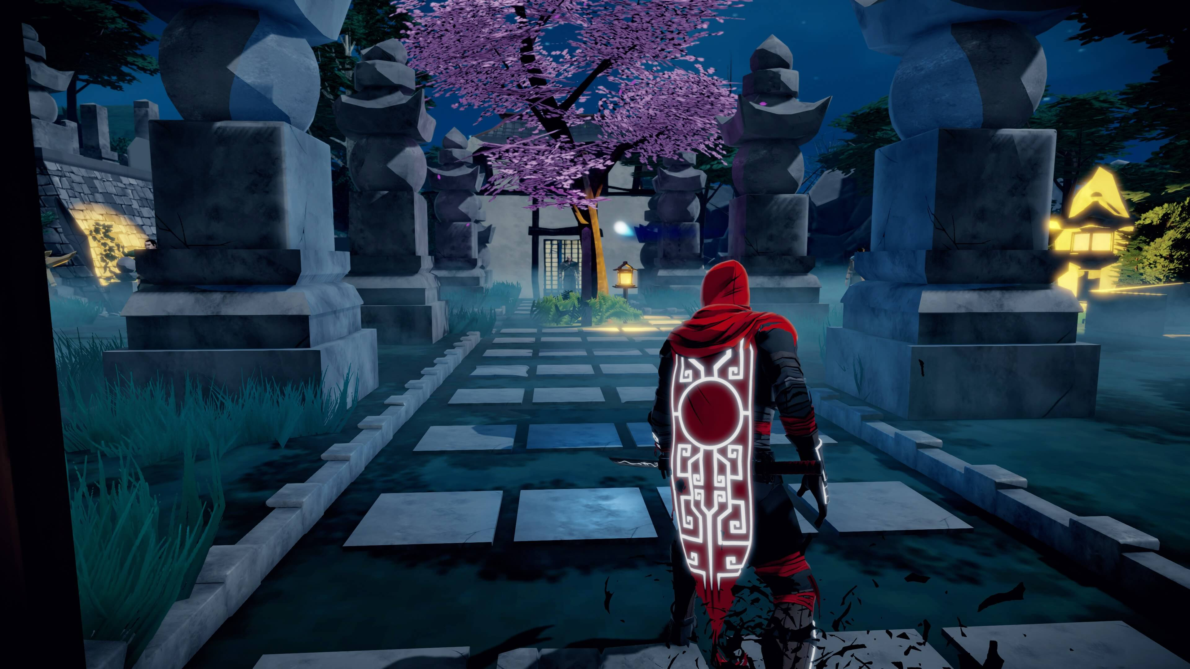 Análisis de 'Aragami Shadow Edition' (Nintendo Switch), de Lince Works - Apartado visual