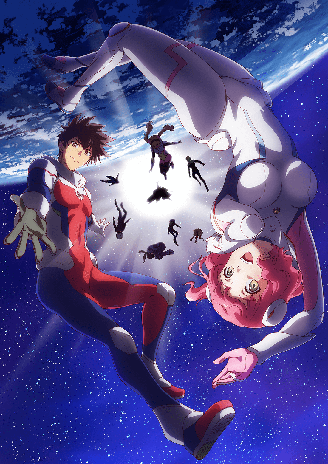 Astra Lost in Space anime imagen