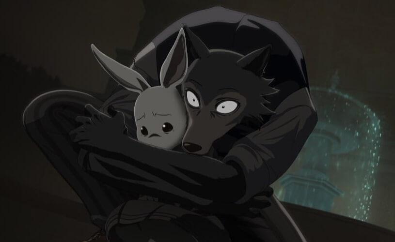 netflix anime marzo 2020 beastars