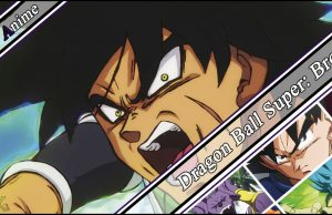 Dragon Ball Super Broly - Portada