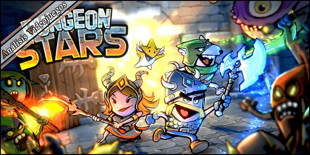 Dungeon Stars - Portada