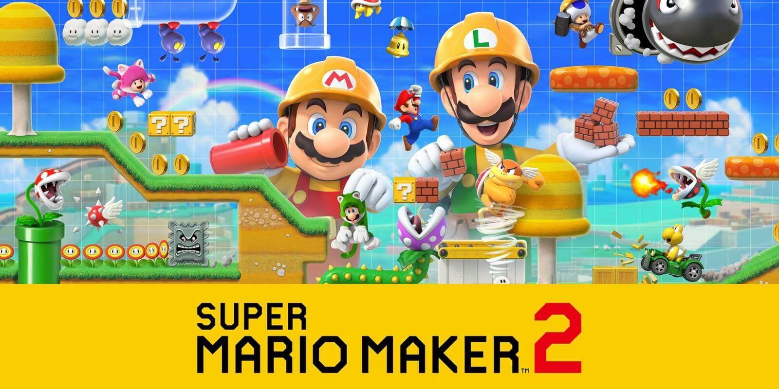 Multijugador Super Mario Maker 2