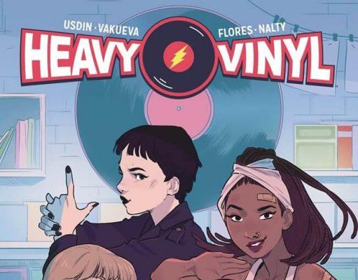 Fandogamia Heavy Vinyl imagen destacada