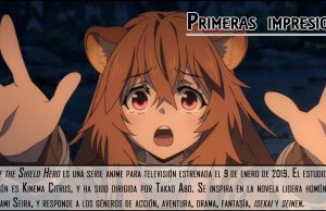 The Rising of the Shield Hero primeras impresiones imagen destacada