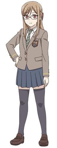 Shibumi Shibusawa personaje