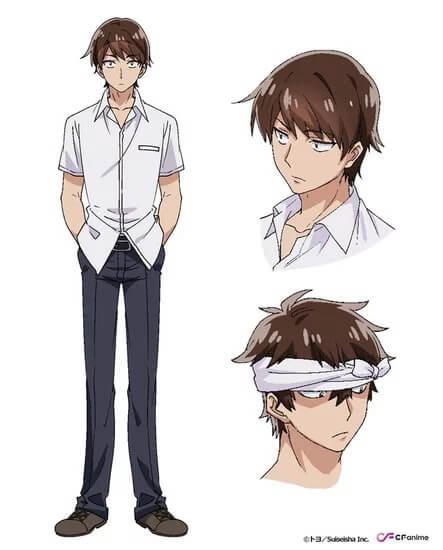 Sōta Tsukishima personaje