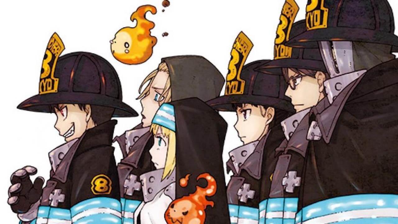 Fire Force Daisuke Sakaguchi imagen destacada