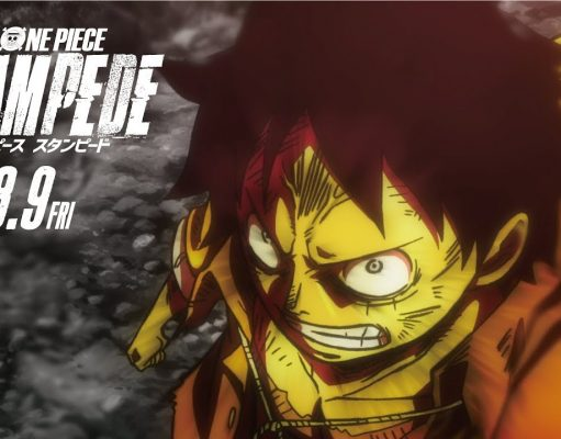 One Piece Stampede nuevo teaser