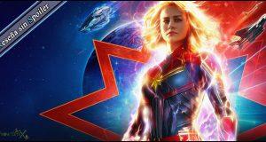 Portada de Capitana Marvel