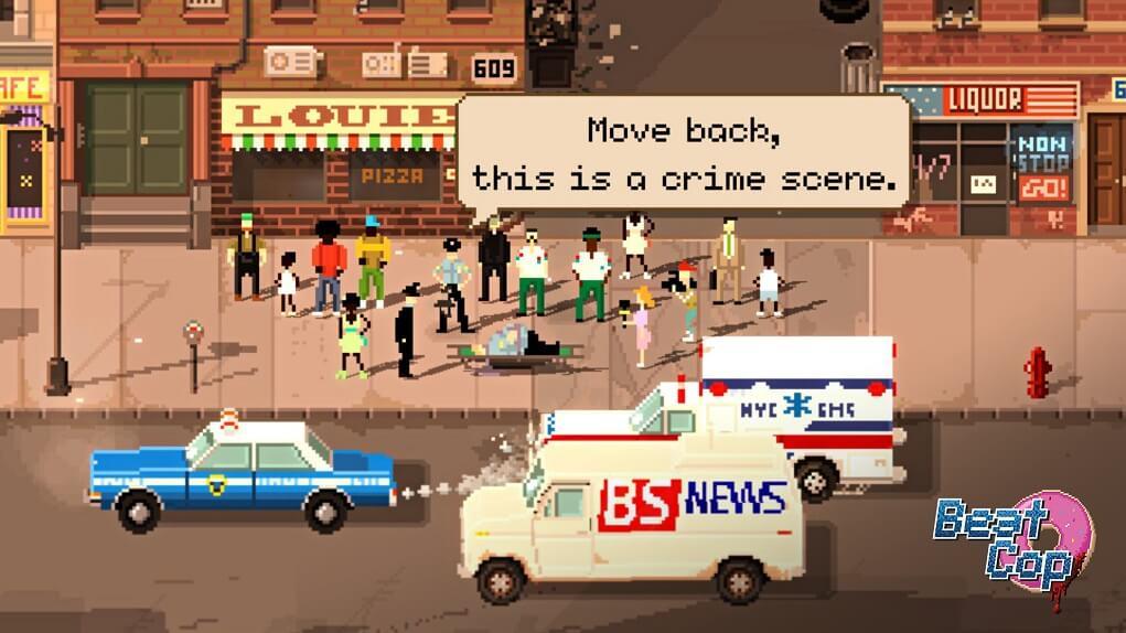 Análisis de 'Beat Cop', de Pixel Crow (5)