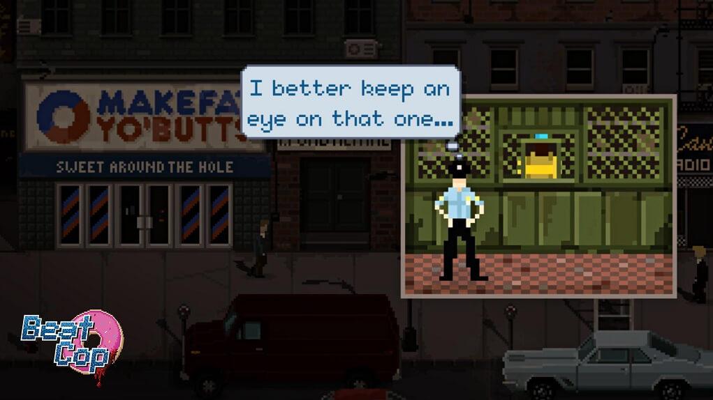 Análisis de 'Beat Cop', de Pixel Crow (7)