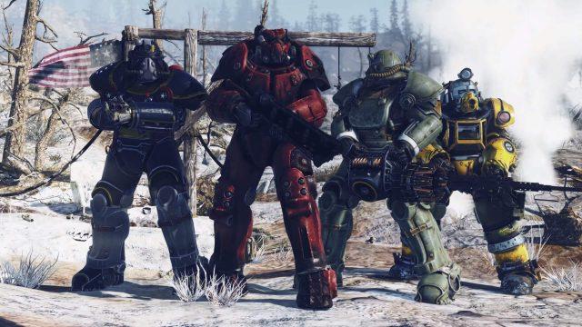 Fallout 76 nueva actualización
