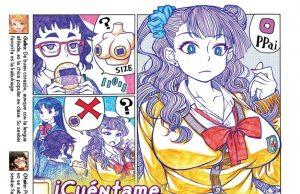 Fandogamia licencia 'Cuéntame, Galko-chan' imagen destacada